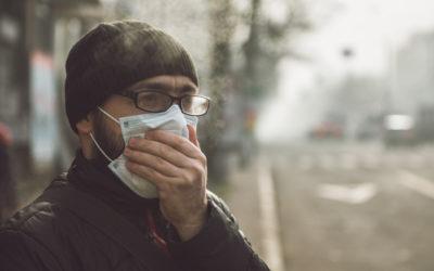 Luftschadstoffe steigern das Risiko für Altersbedingte Makuladegeneration