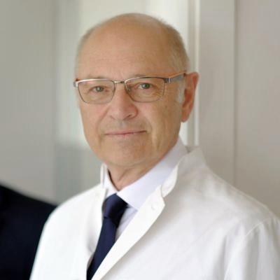 Portrait Dr. Richard Püschner