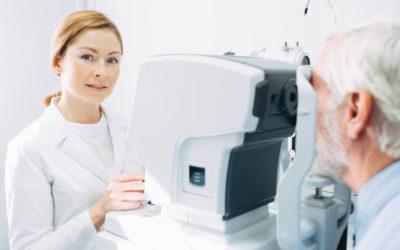 Wie wird die Altersbedingte Makuladegeneration diagnostiziert?