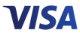 Zahlung per Visa Kreditkarte
