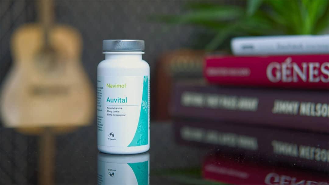 Neues Design, gleicher Inhalt: Auvital Augenvitamine mit neuem Etikett