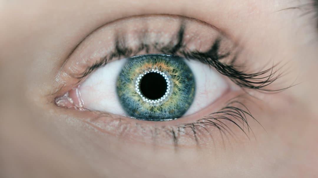 Das Bild eines Auges zum Artikel über den Grünen Star