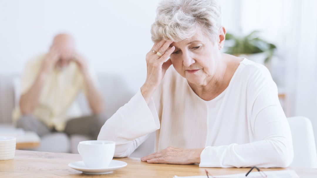 Besonders Senioren sind von Demenz betroffen