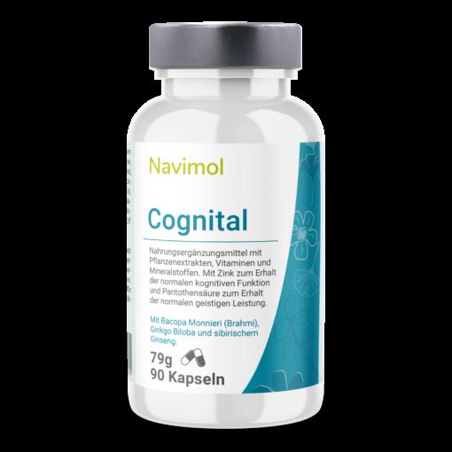 Cognital Kapseln von Navimol