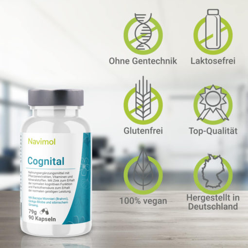 Cognital Vorteile