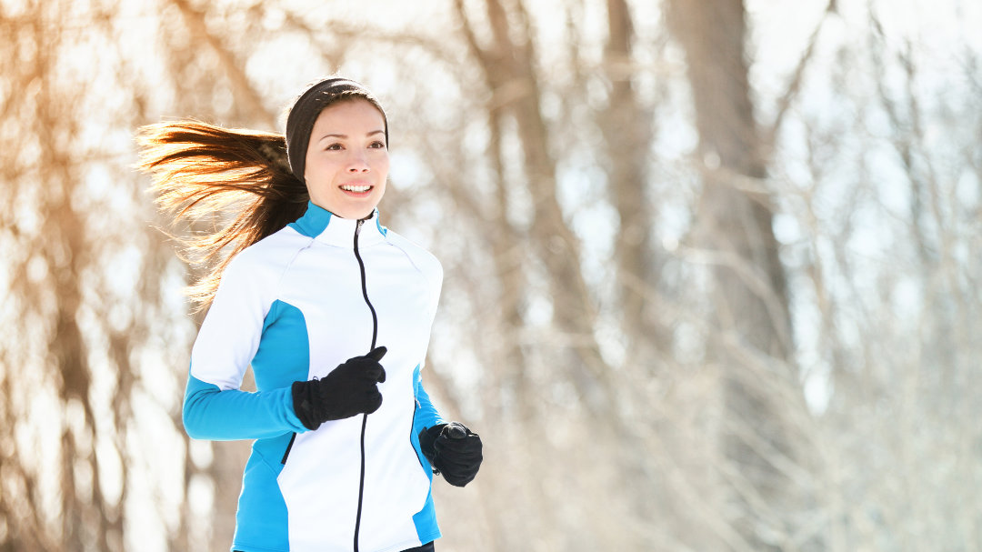 Sport im Freien hilft gegen schlechte Laune