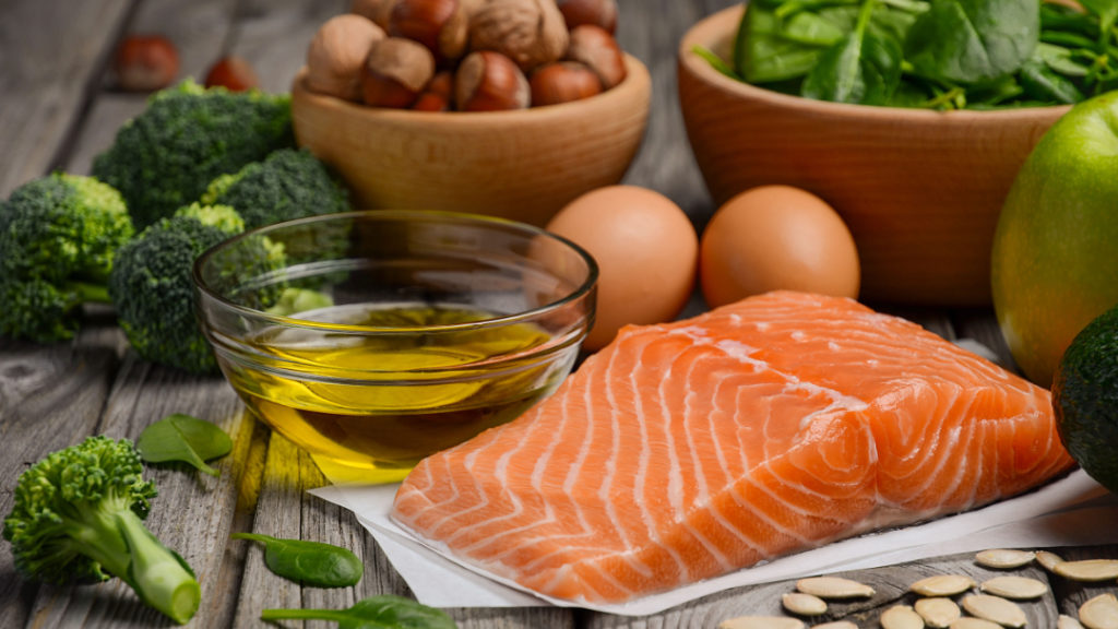 Fetter Fisch enthält besonders viele Omega 3 Fettsäuren.