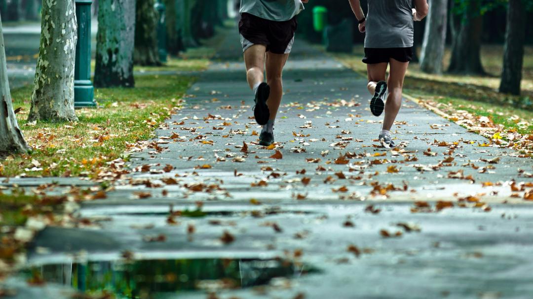 Ein gesunder Lebenswandel mit Sport und abwechslungsreicher Ernährung sind wichtig im Kampf gegen chronische Entzündungen.