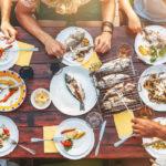 Zur mediterranen Küche gehört der Fisch einfach dazu.