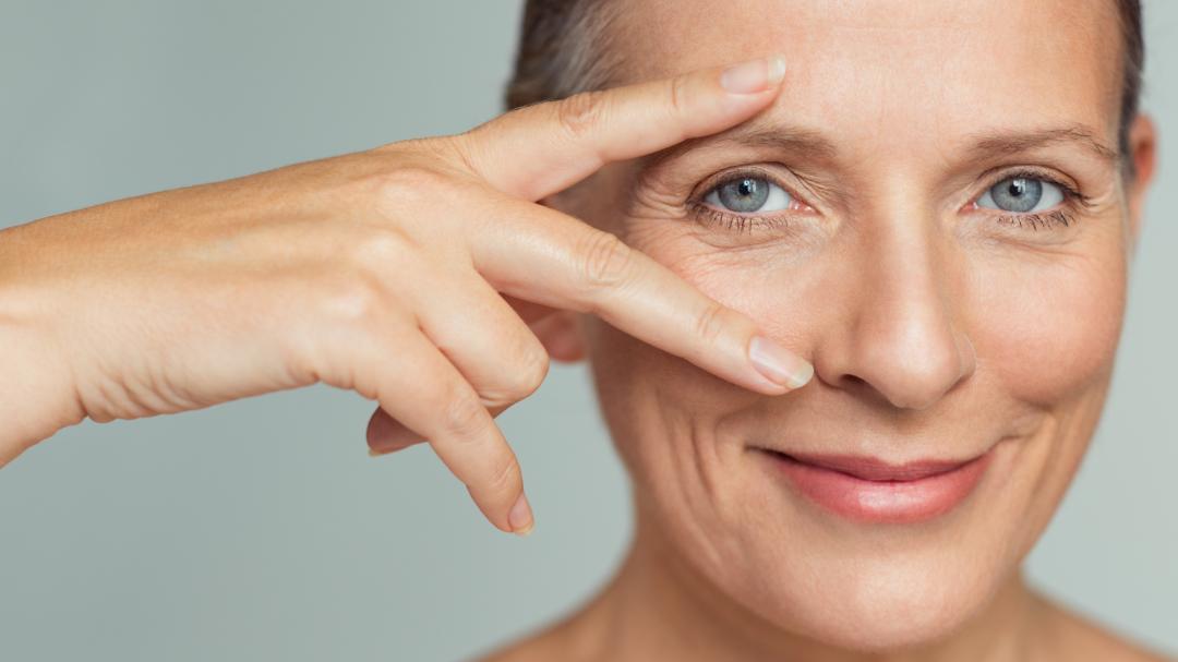 Die Woche des Sehens ist eine Aktion im Kampf gegen vermeidbare Blindheit.